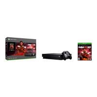 Consola Xbox One X 1TB - Paquete NBA 2K20 [DESCONTINUADO]
