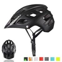 Casco de bicicleta de montaña Exclusky Cascos de ciclismo MTB para mujeres y hombres adultos con certificación CPSC