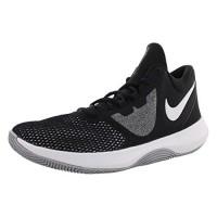 Nike Hombre AIR Precision 2 Negro Blanco Tamaño 12