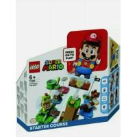 LEGO 71360, Super Mario Adventures Mario Starter Course, ¡Nuevo sellado, en mano!