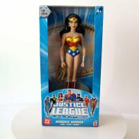 2003 Toy Biz Justice League Animated Unlimited Wonder Woman figura de 10 pulgadas MIB