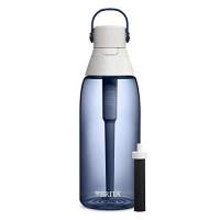 Botella de filtro de agua de plástico Brita, cielo nocturno, 36 onzas, 1 unidad