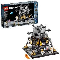 LEGO Creator Expert NASA Apollo 11 Lunar Lander 10266 Kit de construcción, nuevo 2020 (1.087 piezas)