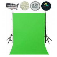 Pantalla Tela Verde Para Grabacion De Videos Fotos Fondo Verde Chroma Key