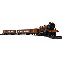 Lionel Hogwarts Express Ready-to-Play 4-6-0 Set, modelo de tren a batería con mando a distancia