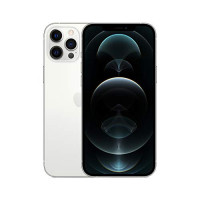 Nuevo Apple iPhone 12 Pro Max (256 GB, plateado) [bloqueado] + suscripción de operador