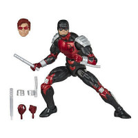 Hasbro Marvel Legends Series Spider-Man de 6 pulgadas coleccionable Daredevil Action