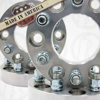 x4 Estados Unidos | Adaptadores de rueda de 6x132 a 6x132 / espaciadores de 1 | Enclave Acadia Traverse