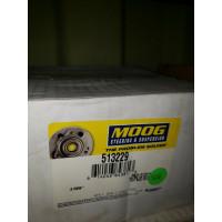 Conjunto de buje y cojinete de rueda Delantero Moog 513229